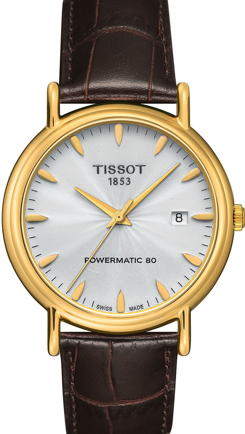 Best Watches Under $5k Ultimate Guide Tissot Carson Powermatic 80