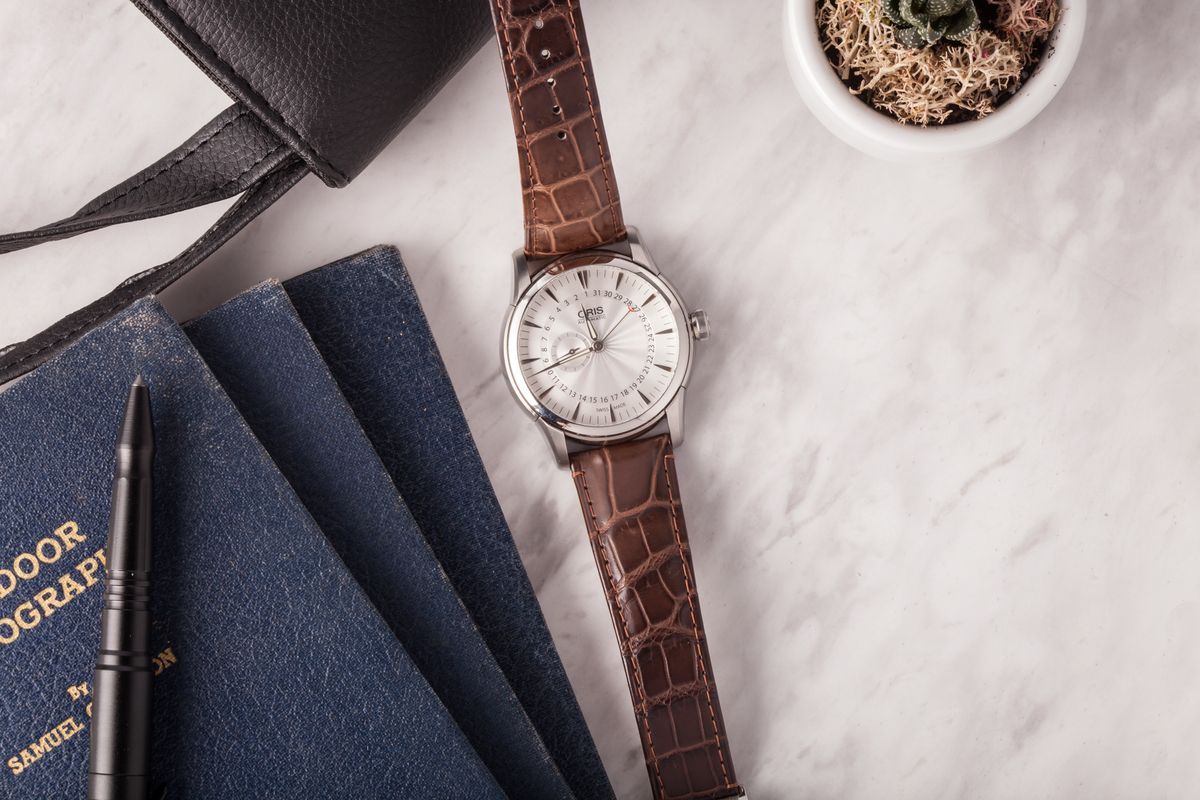Best Men' Casual Watches Oris Arterlier Small Seconds
