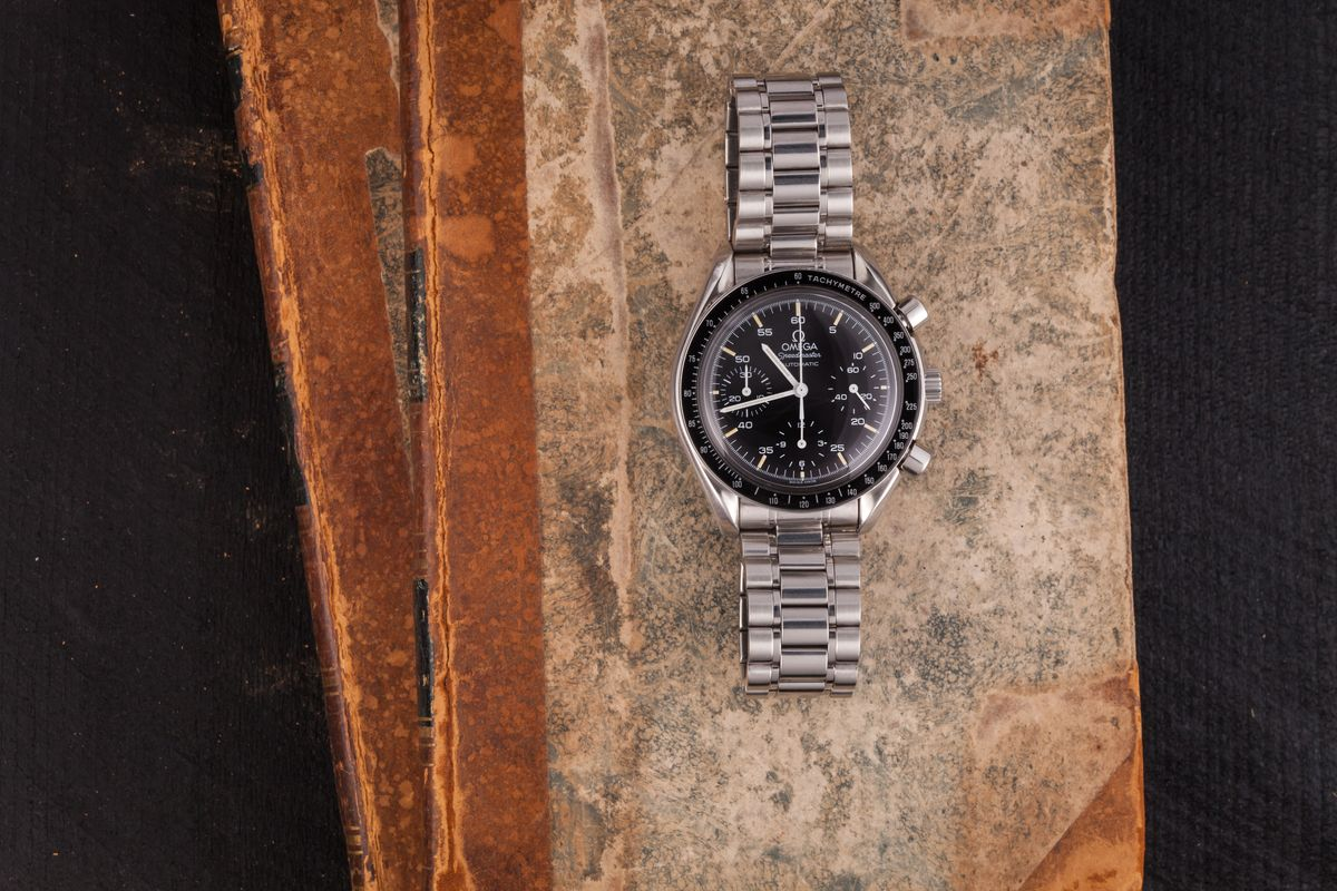 Best Casual Watches for Men Guide OMEGA Speedmaster Reduced