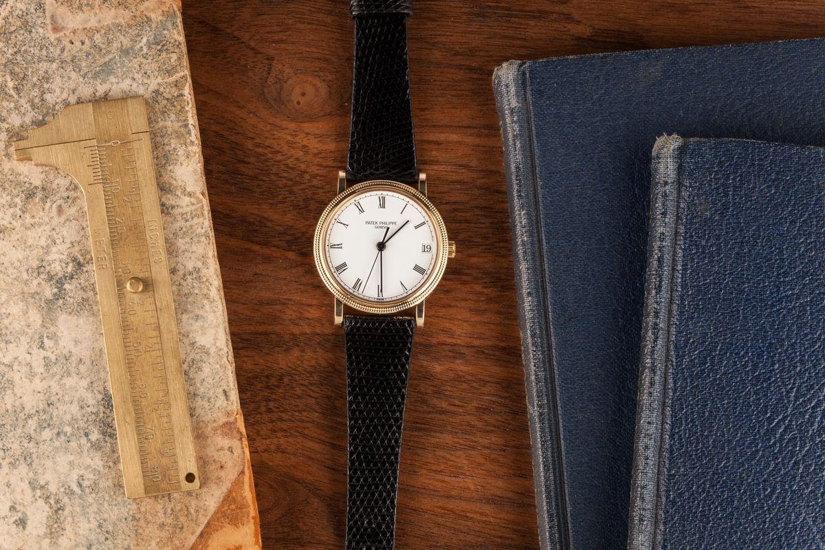 Best Dress Watch for Men Buying Guide Patek Philippe Calatrava 5120J