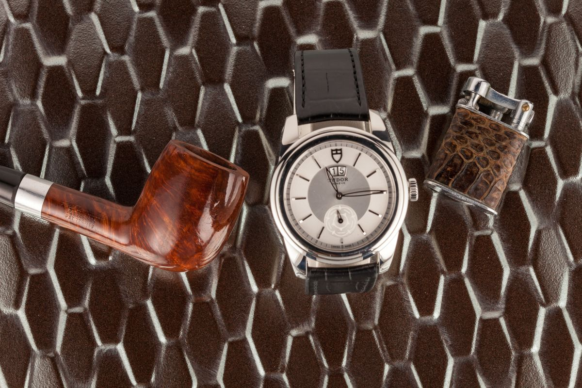 Best Dress Watches for men Guide Tudor Glamour Double Date