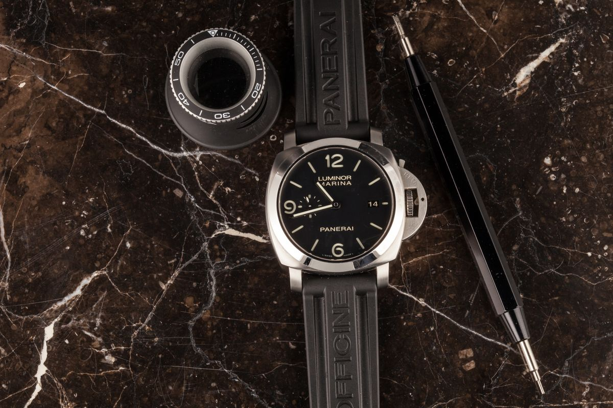 Famous Movie Watches Most Iconic Timepieces in Cinema Panerai Luminor