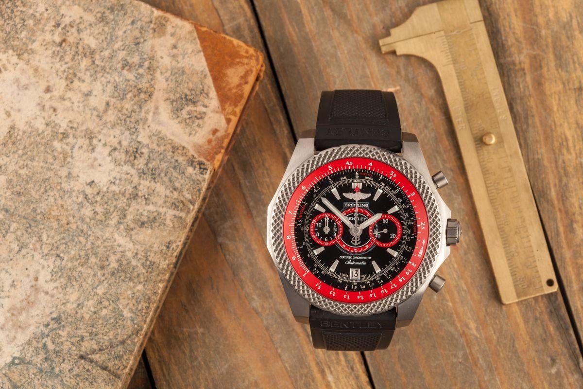 Best Racing Watches Breitling for Bentley