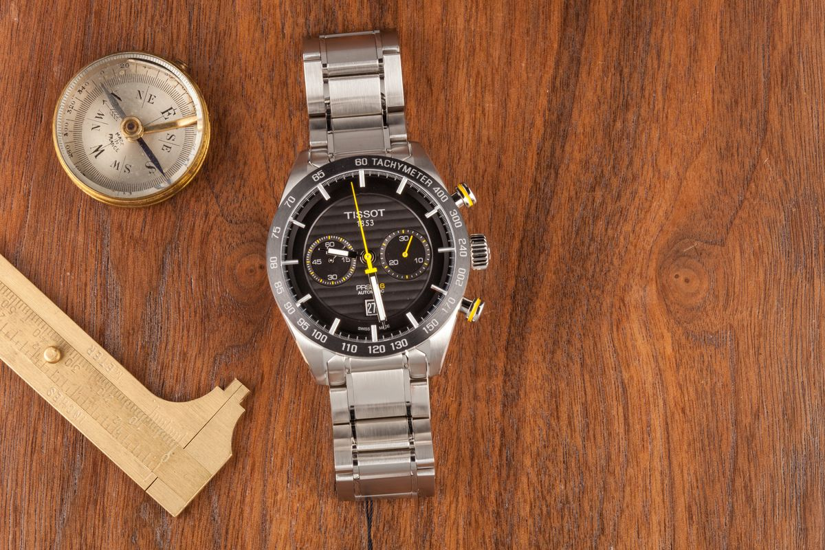 Top 14 Pilot Watches Ultimate Buying Guide Tissot PRS 516