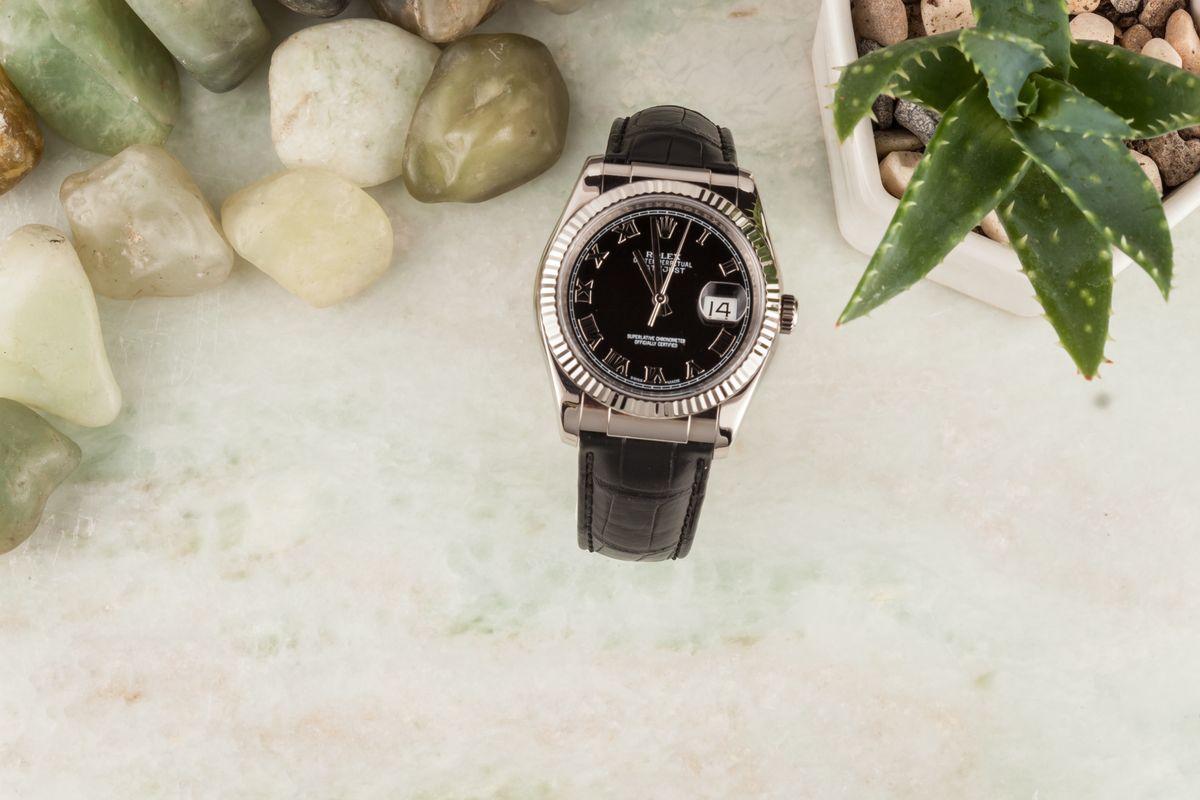 Best Men's Dress Watch Buying Guide Rolex Datejust 116139