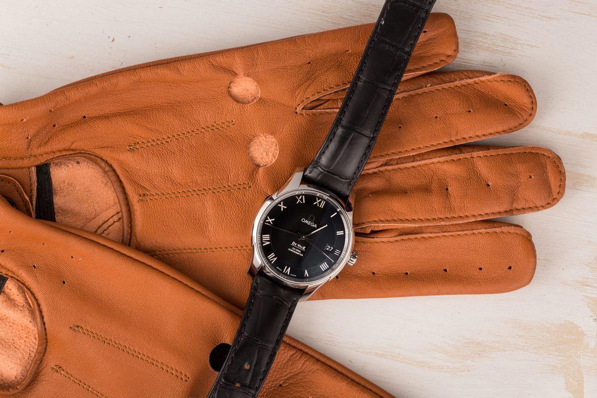 Best Men's Dress Watches Guide Omega De Ville Co-Axial