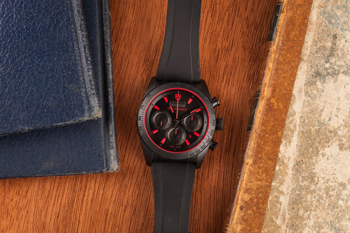 Best Racing Watches Tudor Fastrider Chrono