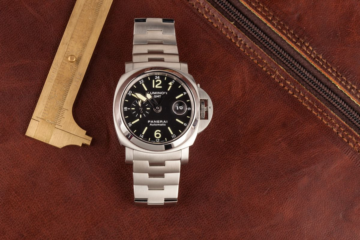 Top 14 Pilot Watches Ultimate Buying Guide Panerai Luminor GMT