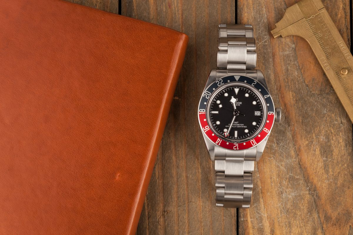 Top 14 Pilot Watches Ultimate Buying Guide Tudor Black Bay GMT