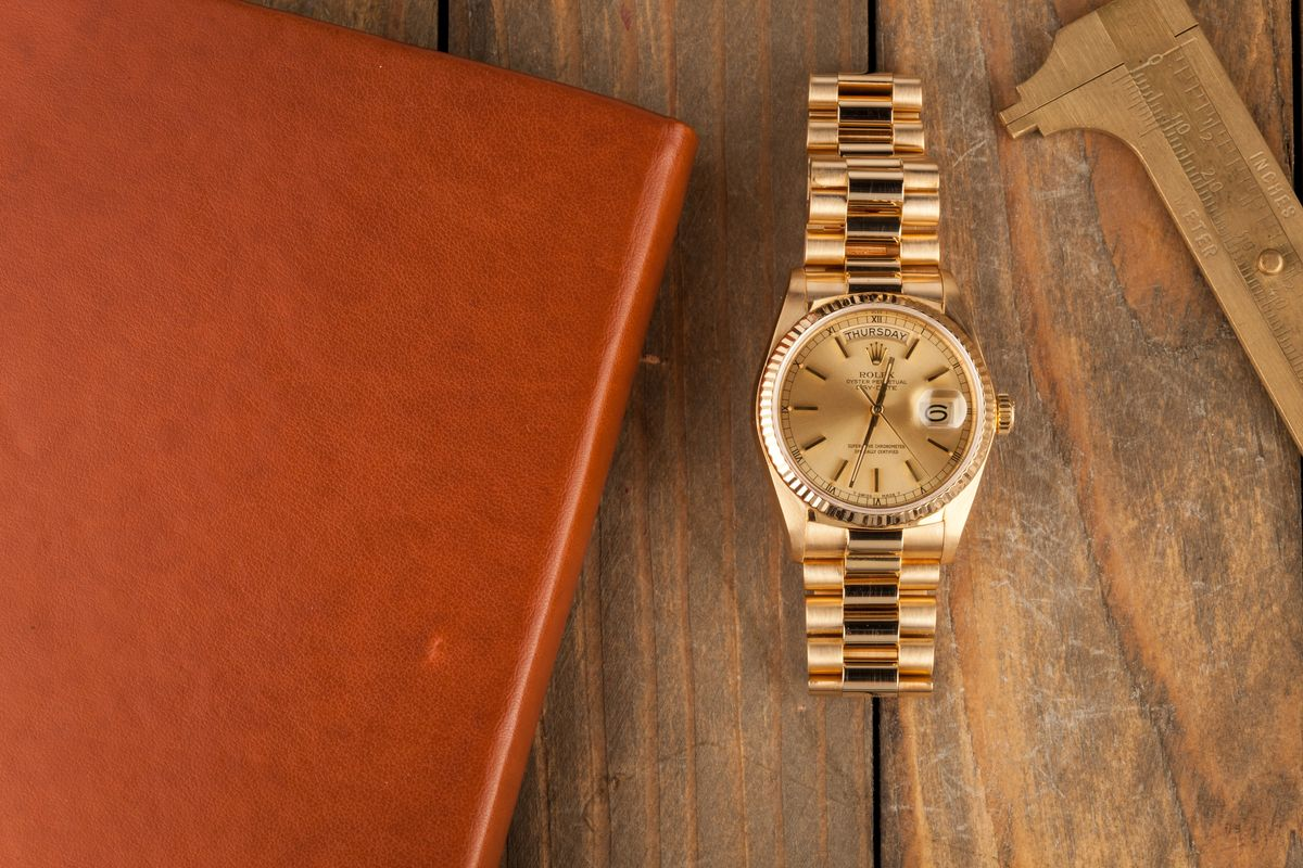Famous Movie Watches Most Iconic Timepieces in Cinema Rolex Day-Date President