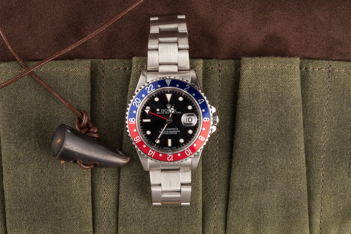 Top 14 Pilot Watches Ultimate Buying Guide Rolex GMT-Master II