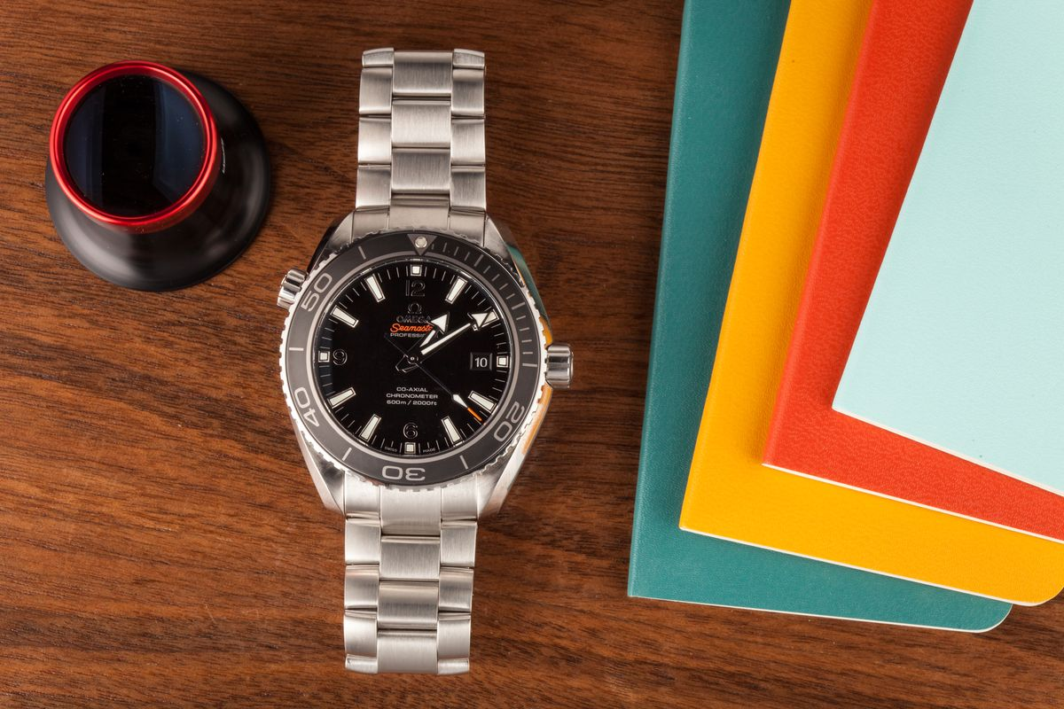 Famous Movie Watches Most Iconic Timepieces in Cinema Omega Planet Ocean