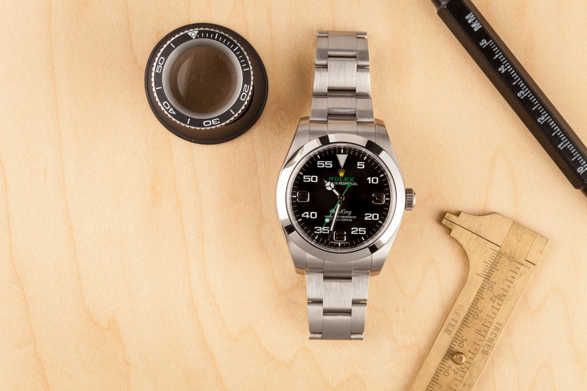 Top 14 Pilot Watches Ultimate Buying Guide Rolex Air-King