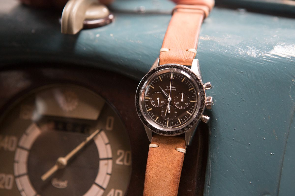 Best Racing Watches Vintage Omega Speedmaster