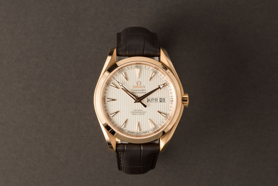 Best Dress Watches for Men Buying Guide Omega Seamaster Aqua Terra 150M