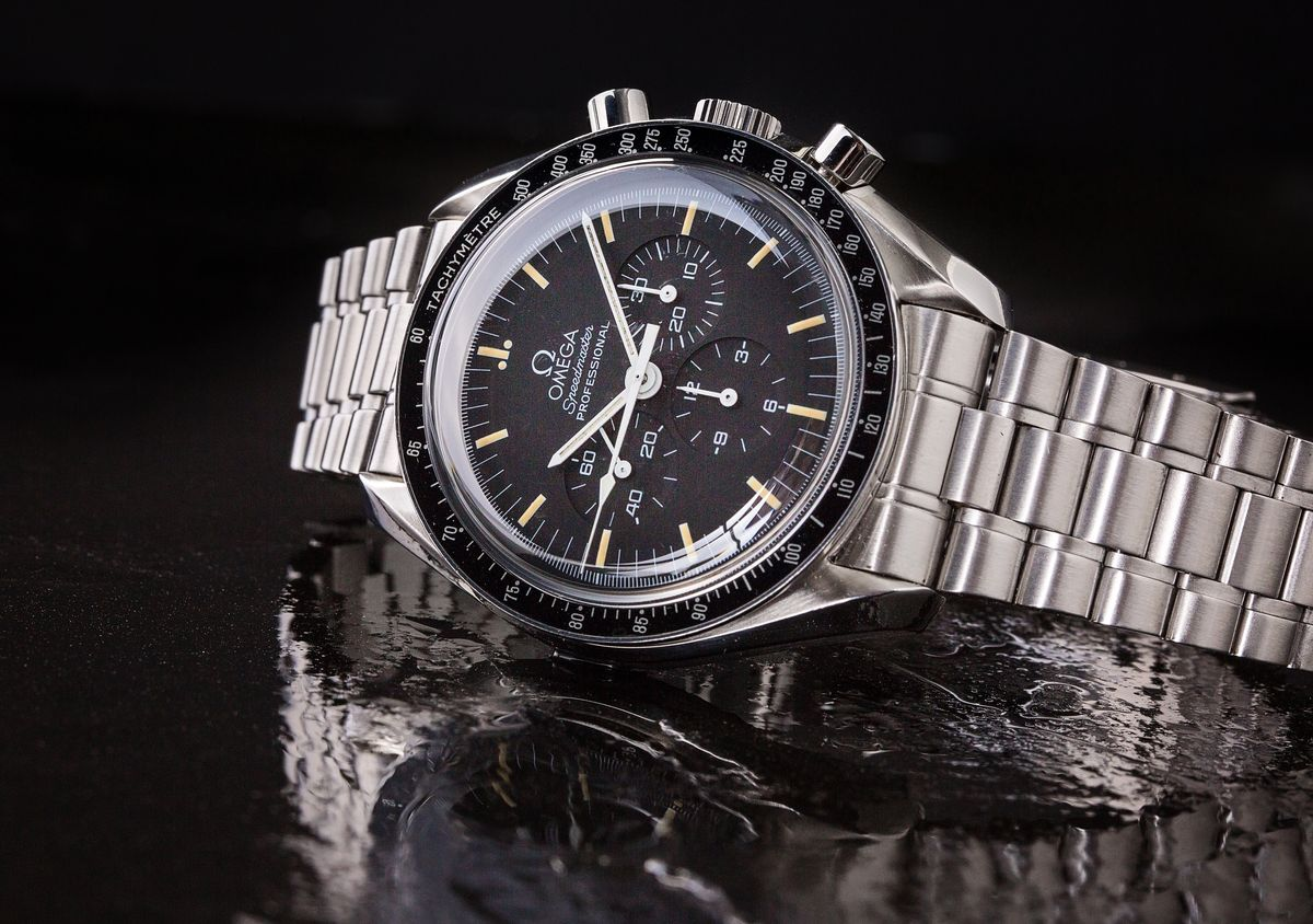 The Most Popular Watches from the 1960s Omega Speedmaster Moonwatch