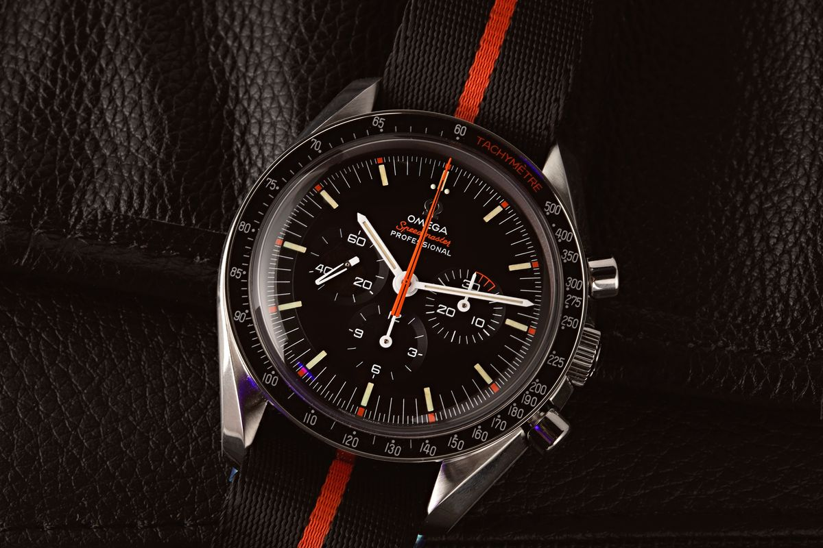 Omega Sports Watches Guide Speedmaster Ultraman edition