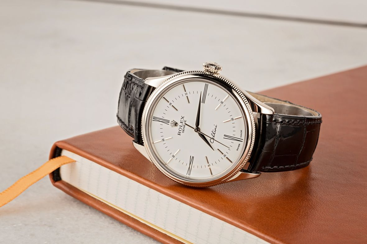 Best Men's Dress Watches Buying Guide Rolex Cellini 50509