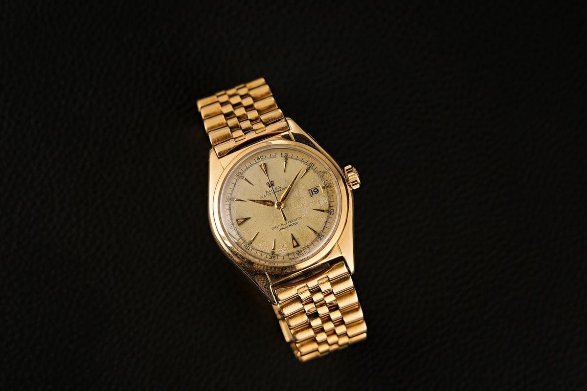 1949 Ovettone Rolex Datejust 5030