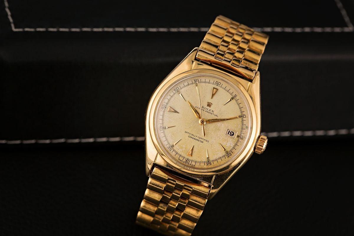 1949 Rolex Datejust Ovettone 5030
