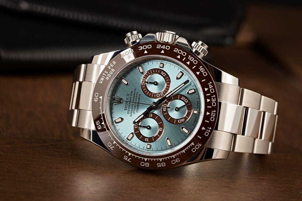 Rolex Daytona Platinum Edition 116506