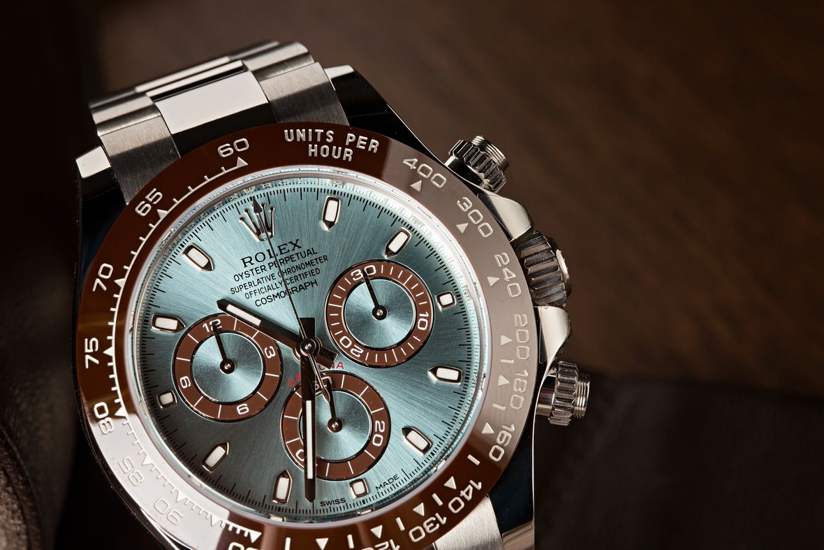Rolex Daytona Platinum Reference 116506