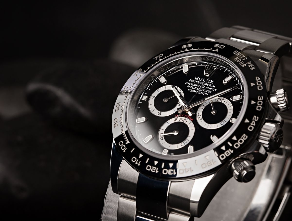 Rolex 2020 New Watch Releases Ceramic Daytona