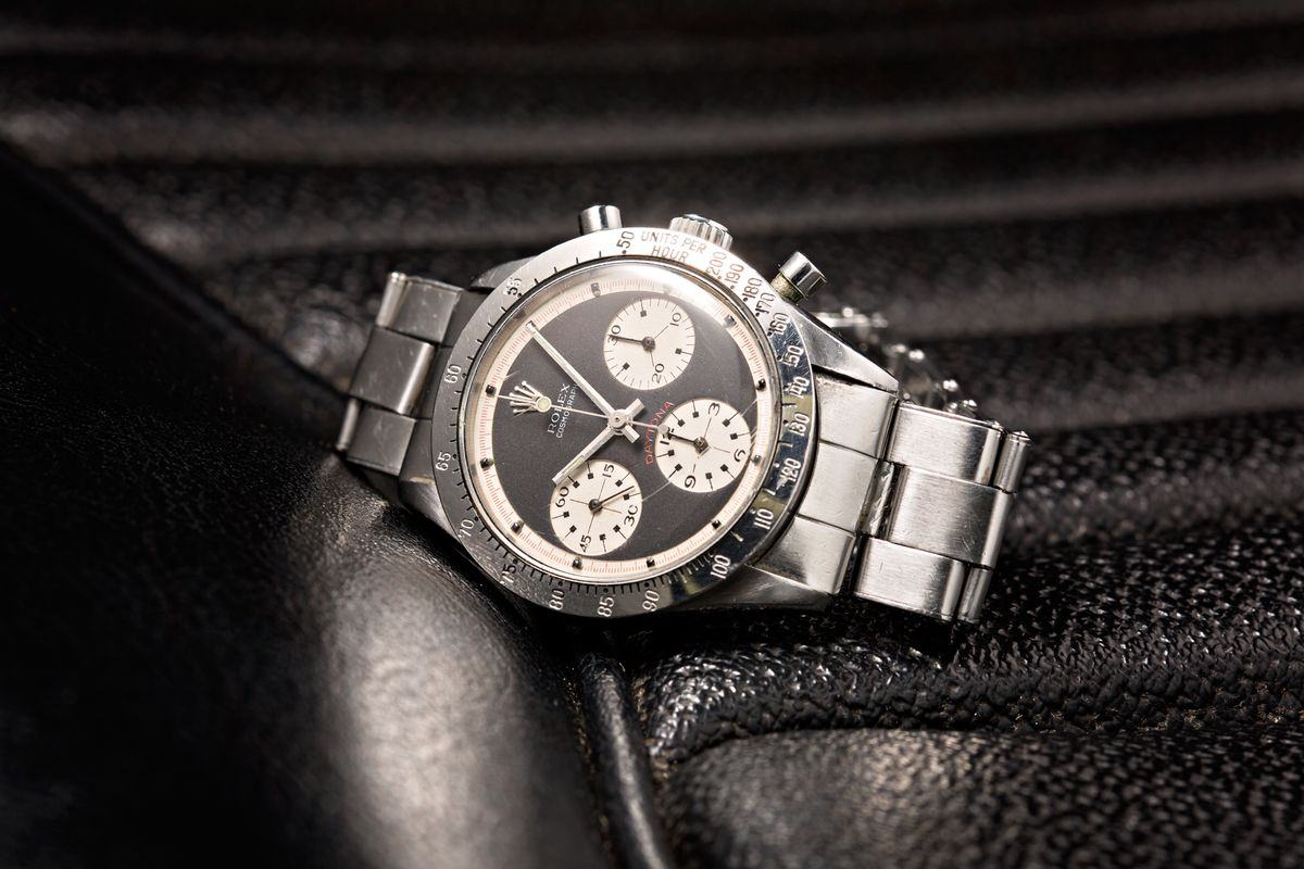 Vintage Rolex Watches Buying Guide - Paul Newman Daytona
