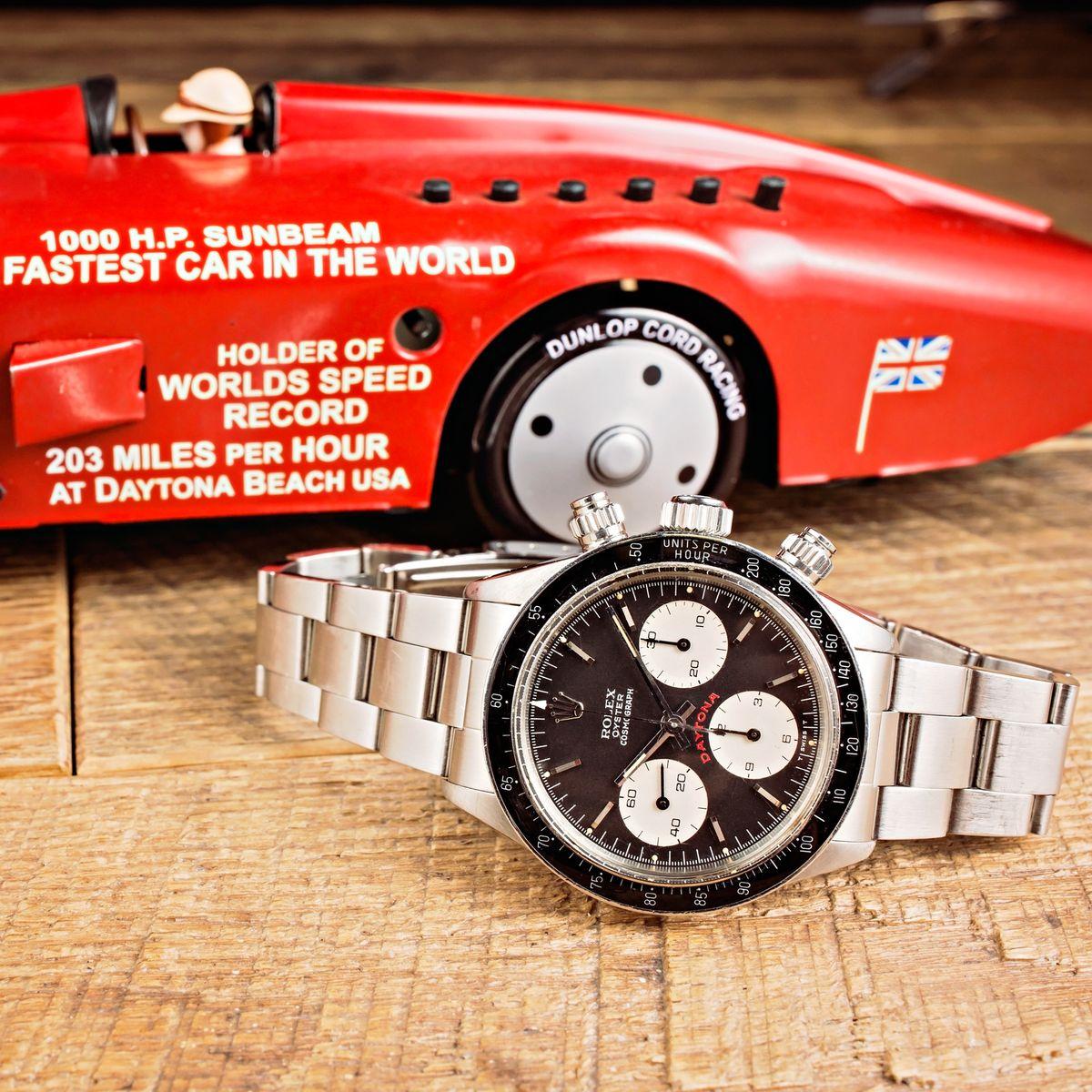 Best Racing Watches Vintage Rolex Daytona 6263