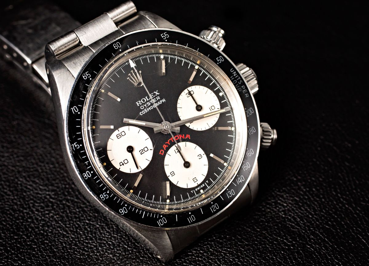 Watch Collecting Tips Value and Collectability Vintage Rolex Daytona 6263