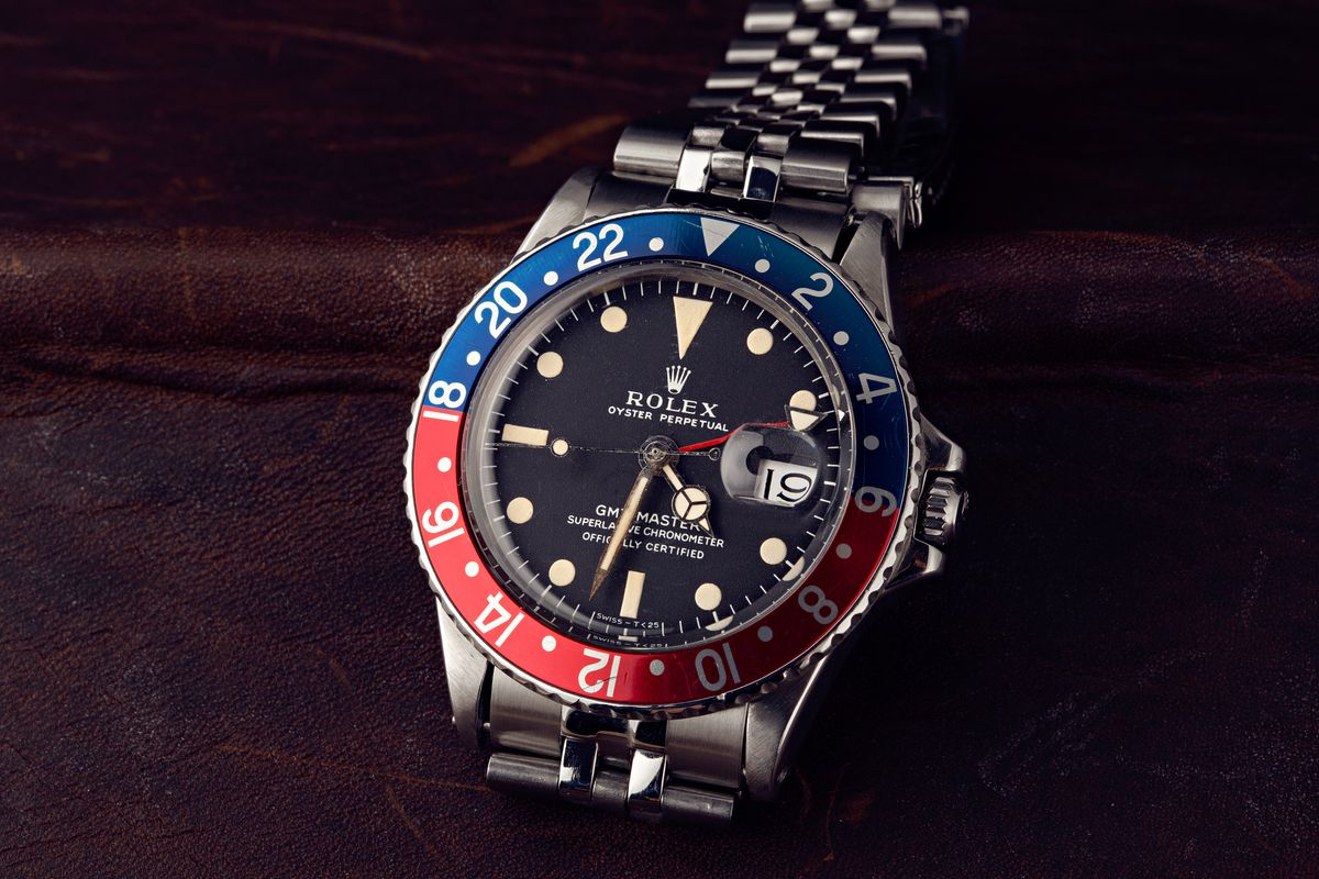 The Most Popular Watches from the 1960s Rolex GMT-Master ref. 1675