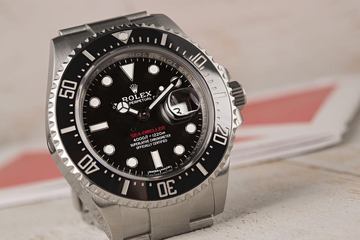 Rolex Shortage - Sea-Dweller 43mm