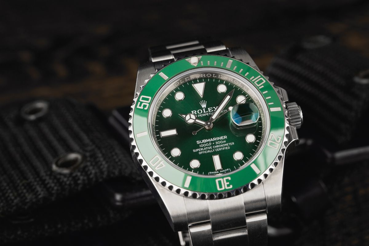 New Rolex Watch Release Date for 2020 - Green Submariner Hulk