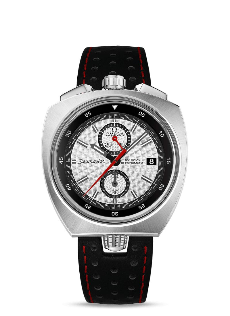 Omega Sports Watches Ultimate Guide Seamaster Bullhead Chronograph