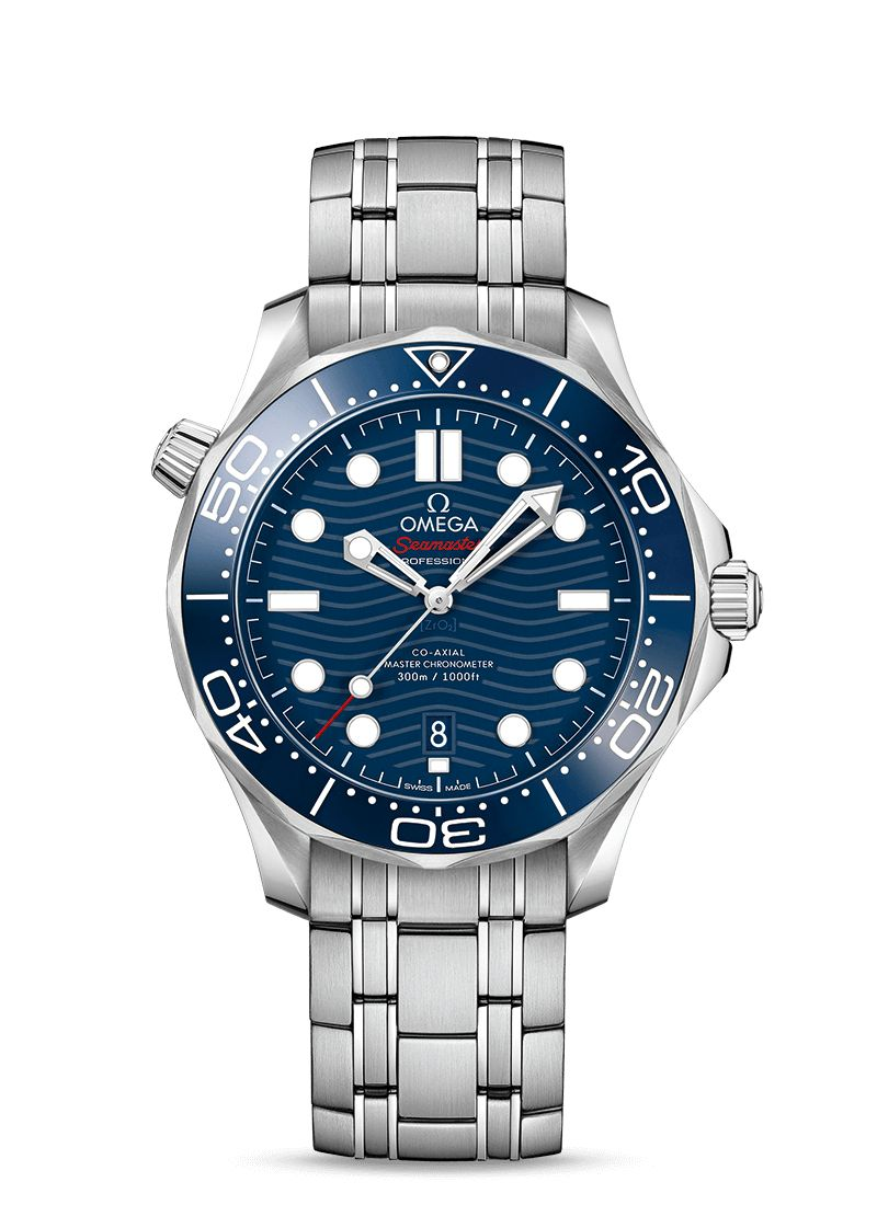 Omega Sport Watch Ultimate Guide Seamaster Professional Diver 300M