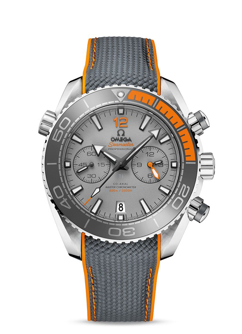 Omega Sport Watch Guide Seamaster Planet Ocean 600M chronograph
