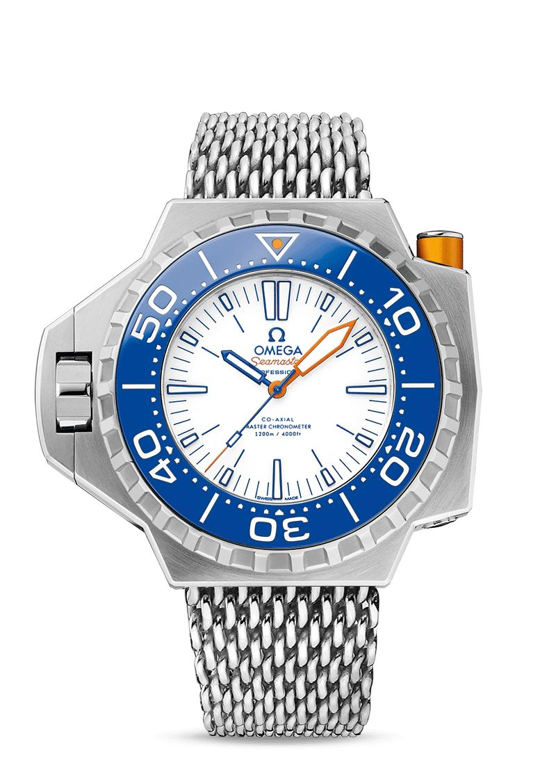 Omega Sports Watches Guide Seamaster Ploprof 1200M