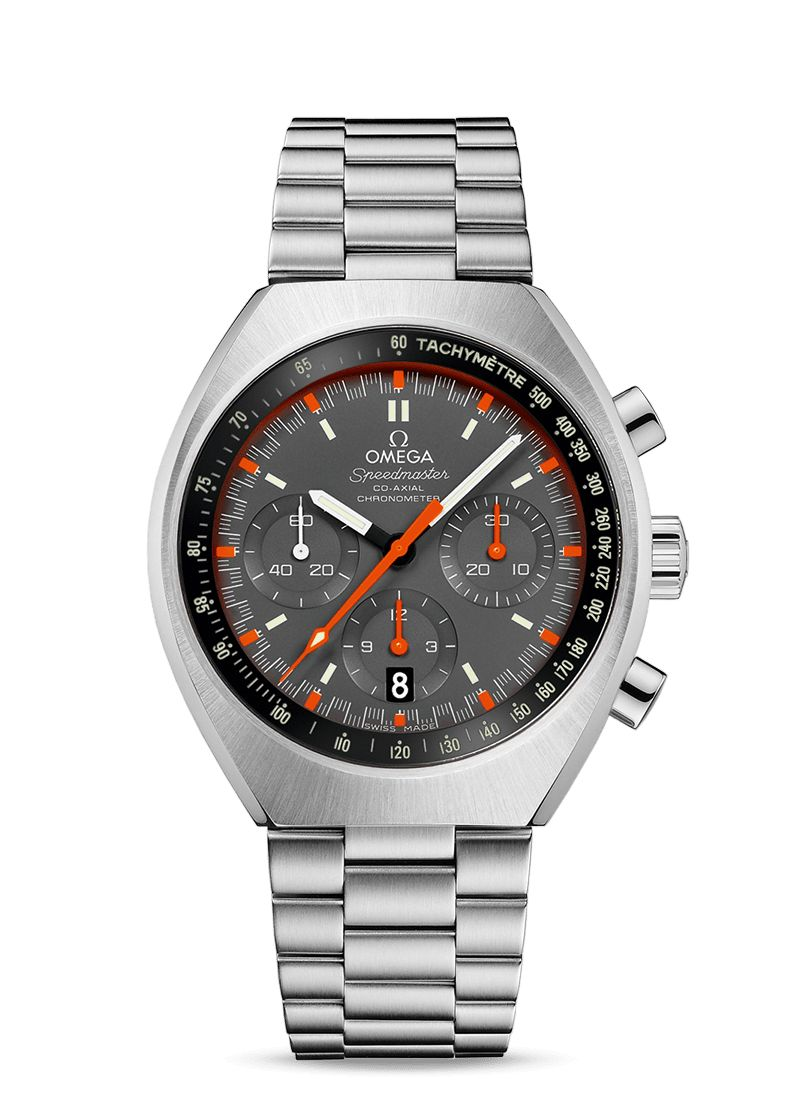 Omega Sports Watch Guide Speedmaster Mark II