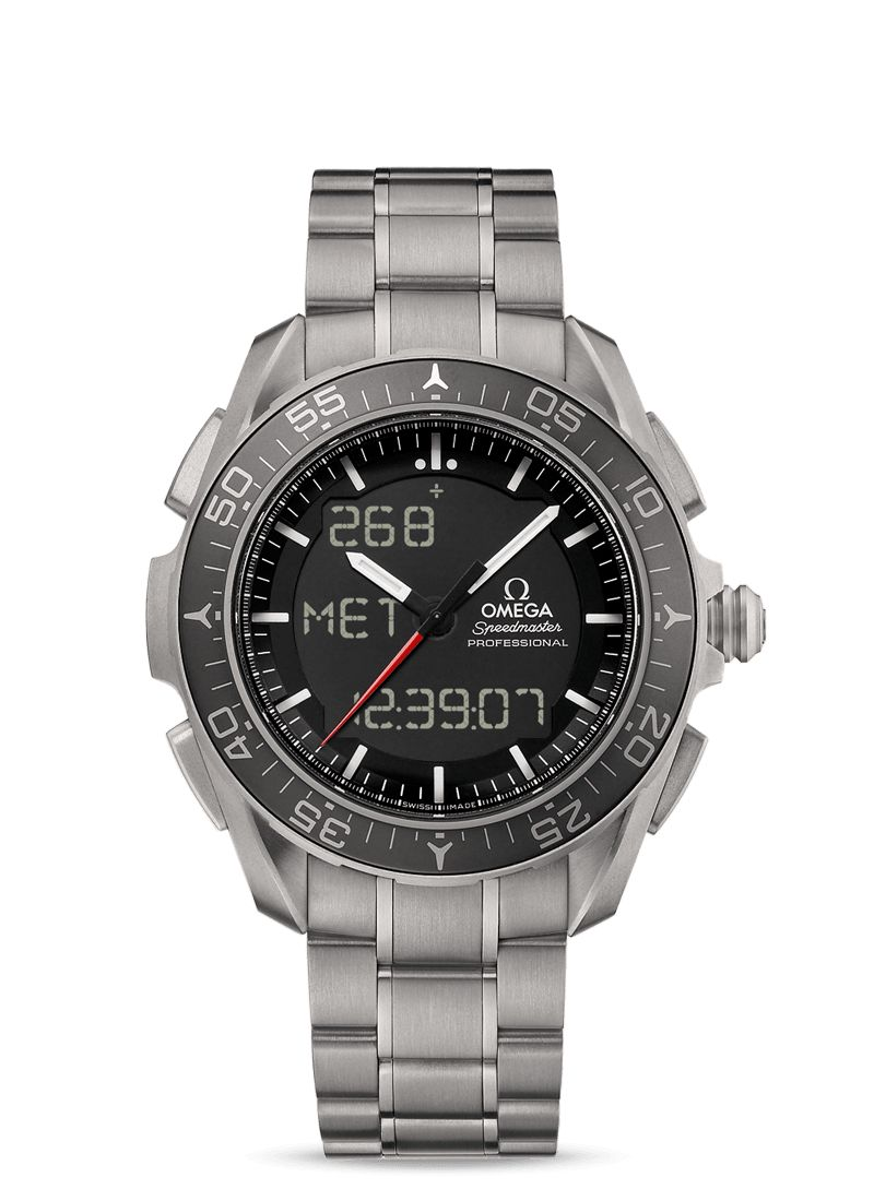 Omega Sports Watches Buying Guide Speedmaster X-33
