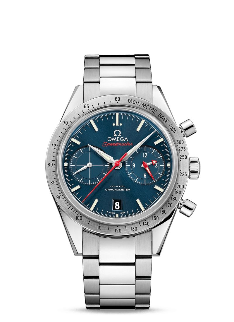 Omega Sports Watch Ultimate Guide Speedmaster 57