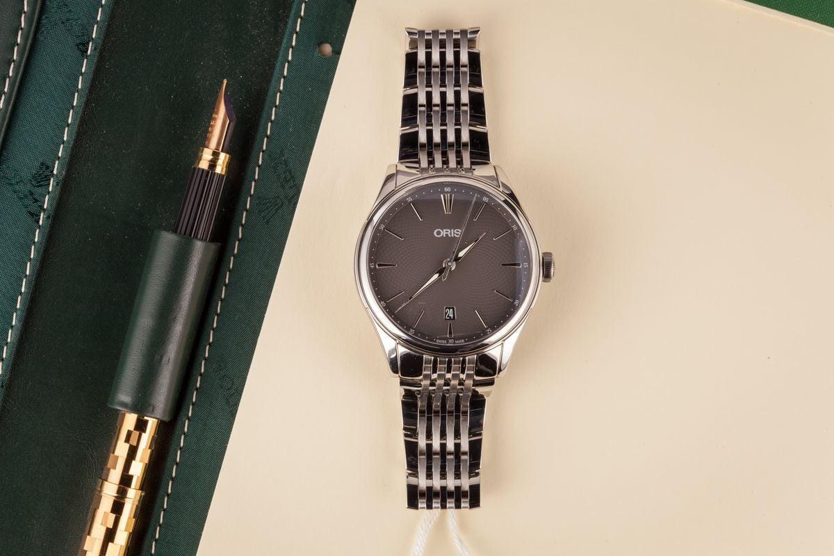 Oris Artelier Watch Collection Review Date