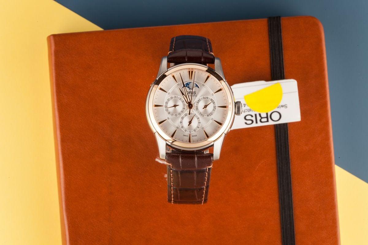 Oris Artelier Watch Collection Review Complication