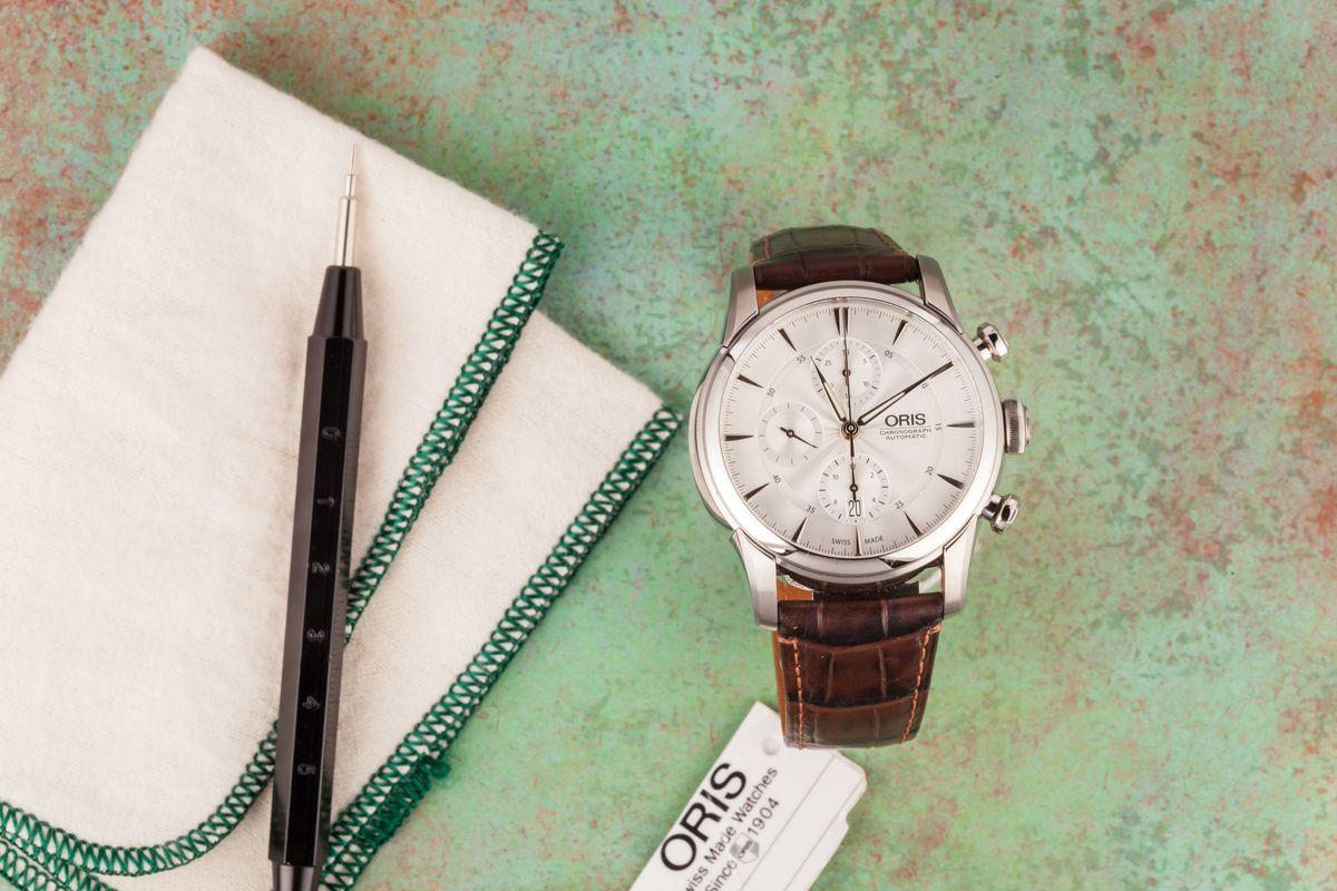 Oris Artelier Watch Collection Review Chronograph