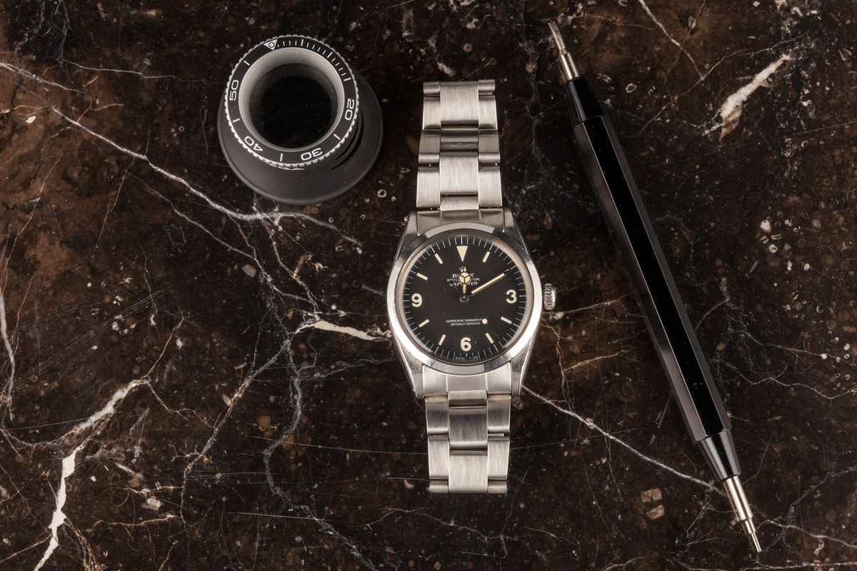 Best Watches Worn by Movie Stars Inside The Film Industry Rolex Explorer