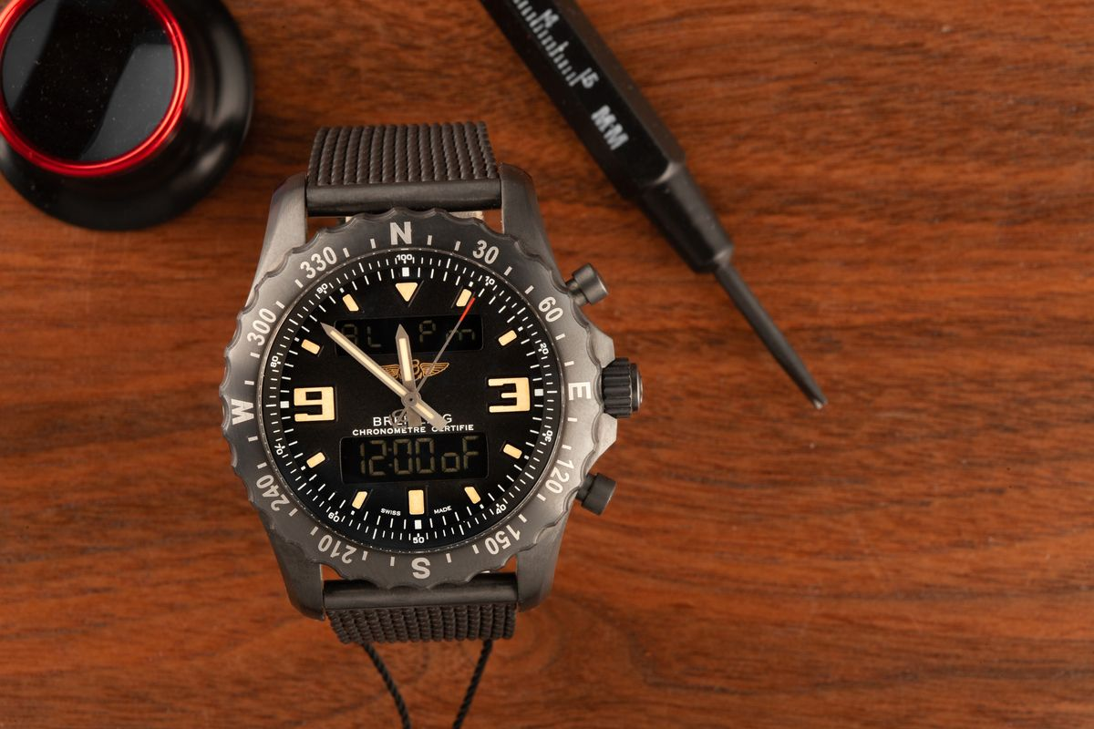 Top 14 Pilot Watches Ultimate Buying Guide Breitling Chronospace Military
