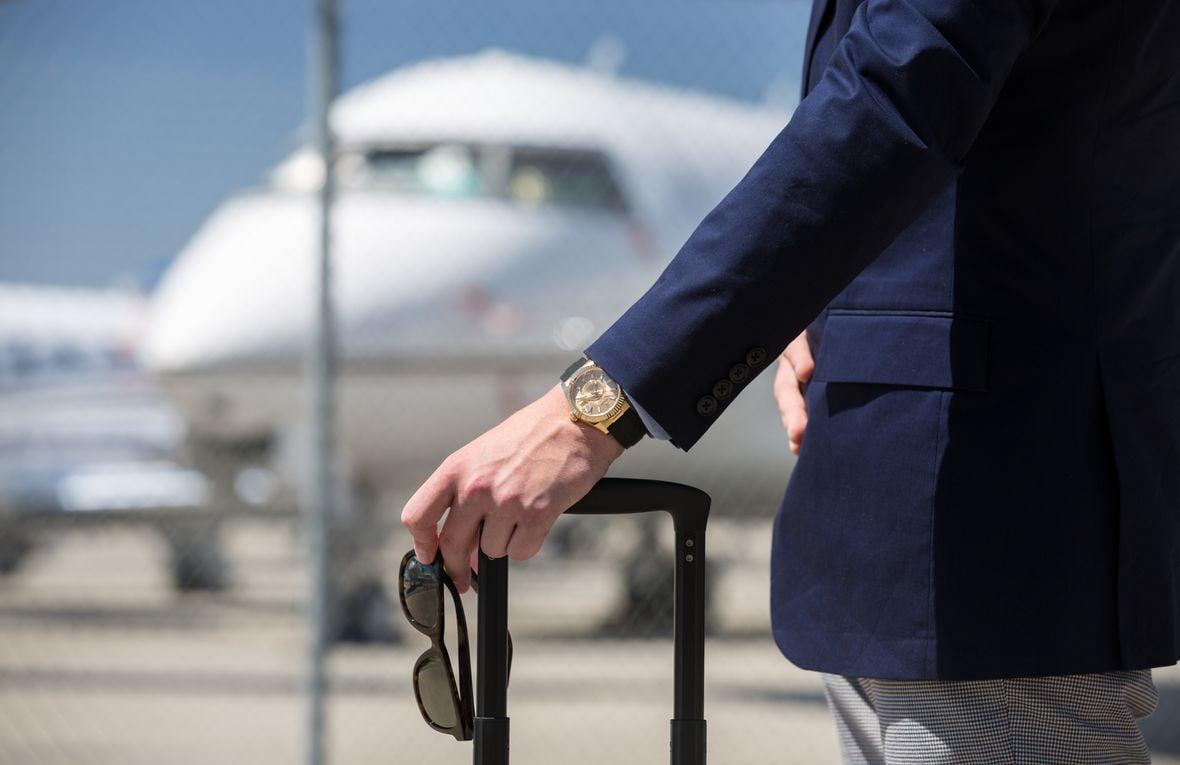 Rolex Sky-Dweller Oysterflex Bracelet 326238