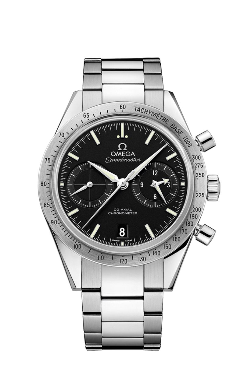 Collin Morikawa PGA Championship Omega Speedmaster '57 Watch