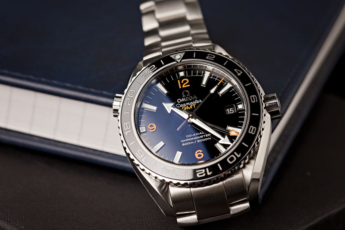 The Best Omega Seamaster Watches Planet Ocean 600m GMT