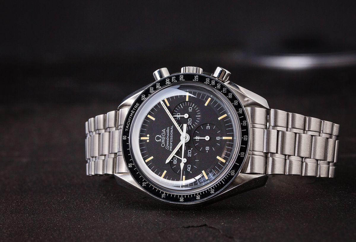 Omega Speedmaster Ultimate Buying Guide Moonwatch Tritium Dial