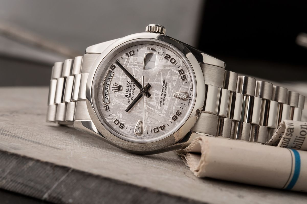 Platinum Rolex President Ultimate Buying Guide